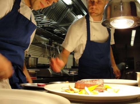 Mutfaktan bir kare